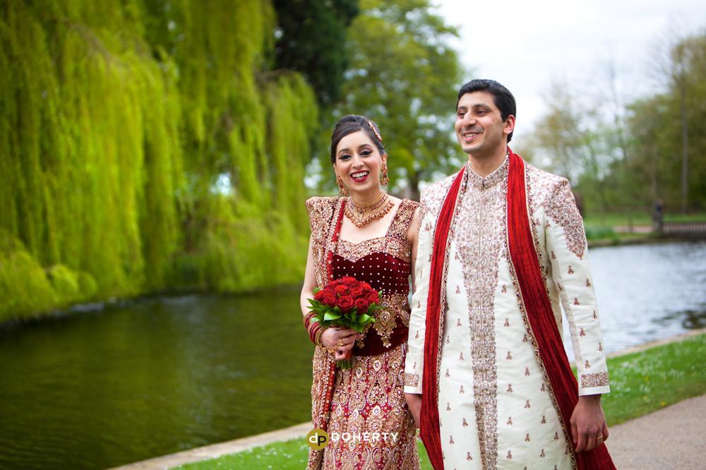 Asian wedding photography couple portraits