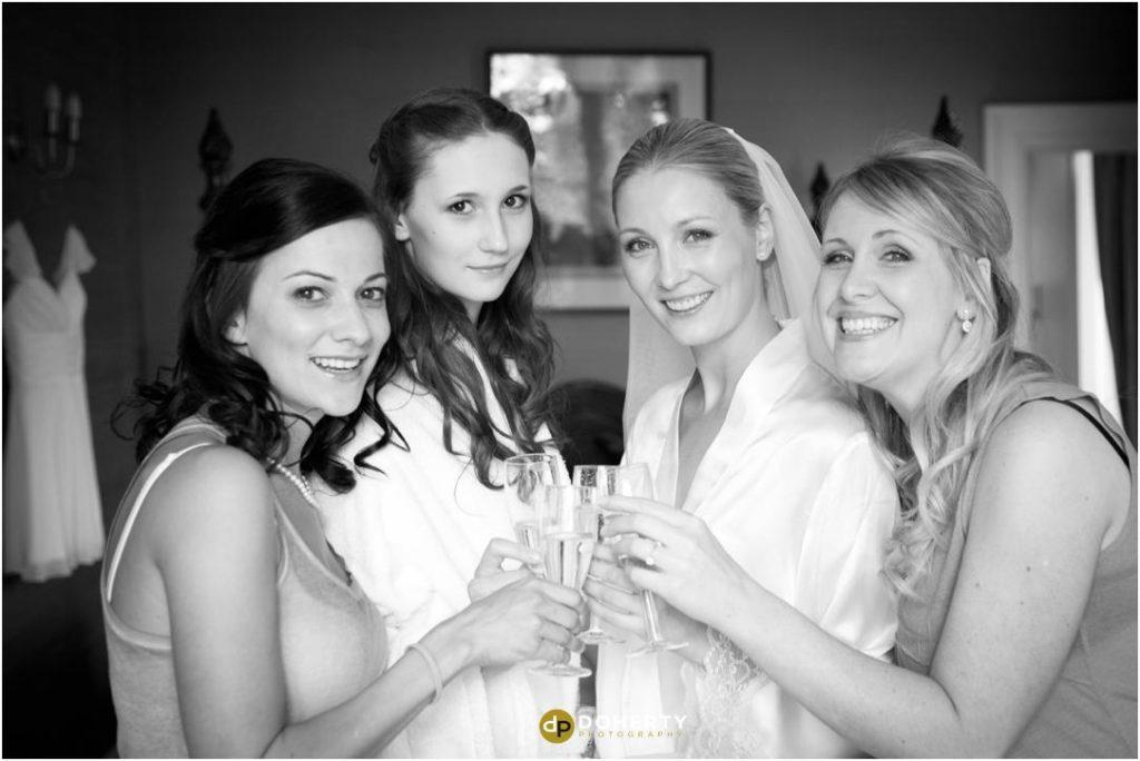 Ettington Park Wedding Preparations