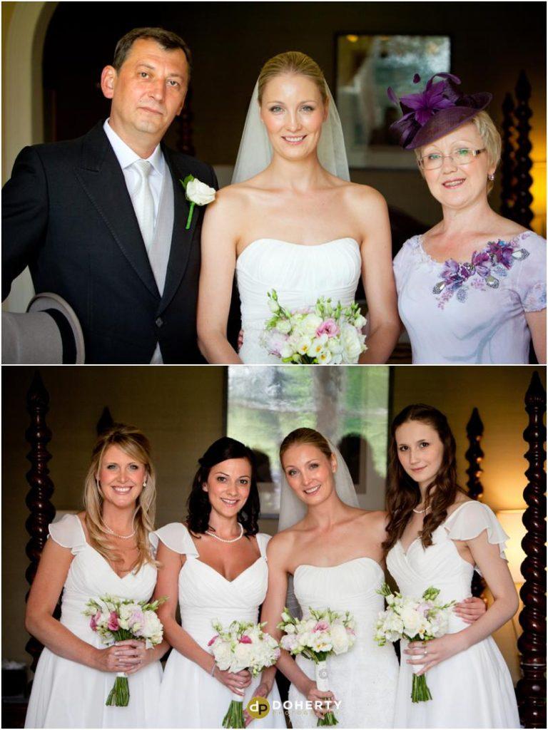 Ettington Park Wedding Bridesmaids
