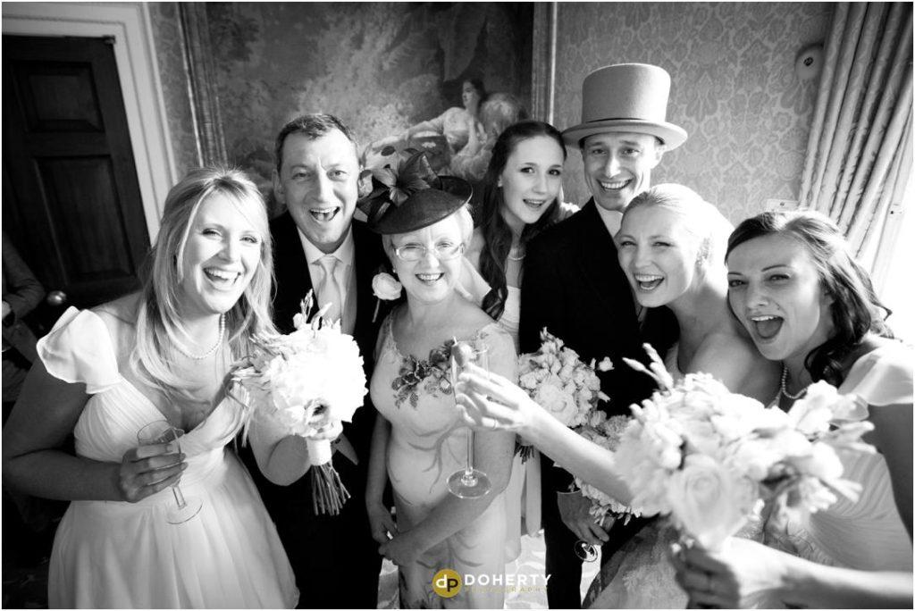 Ettington Park Wedding Fun