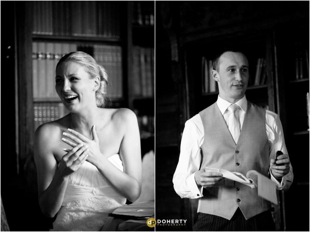 Ettington Park Wedding Speeches