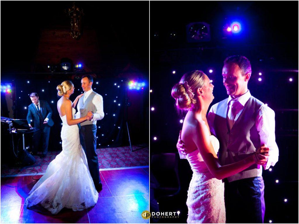 Ettington Park Wedding 1st dance