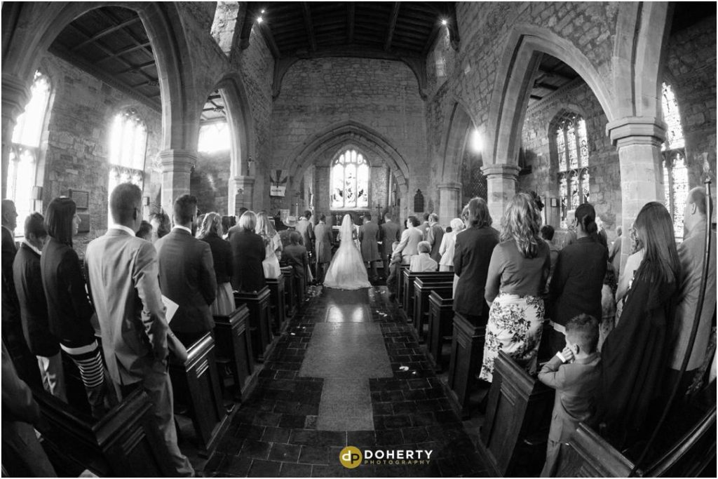Wedding photos at the Welcombe Hotel