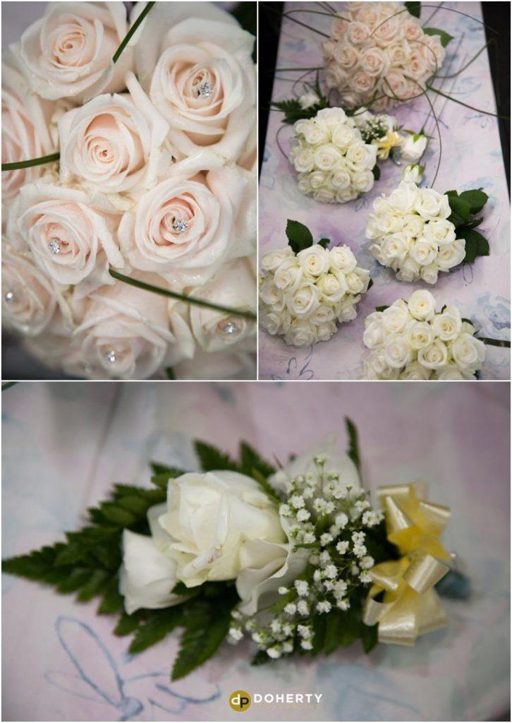 Wedding Flowers - Marriott Forest of Arden