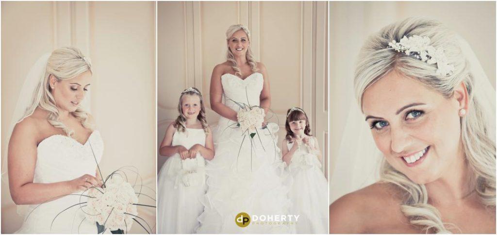 Wedding Bride Preparing - Marriott Forest of Arden
