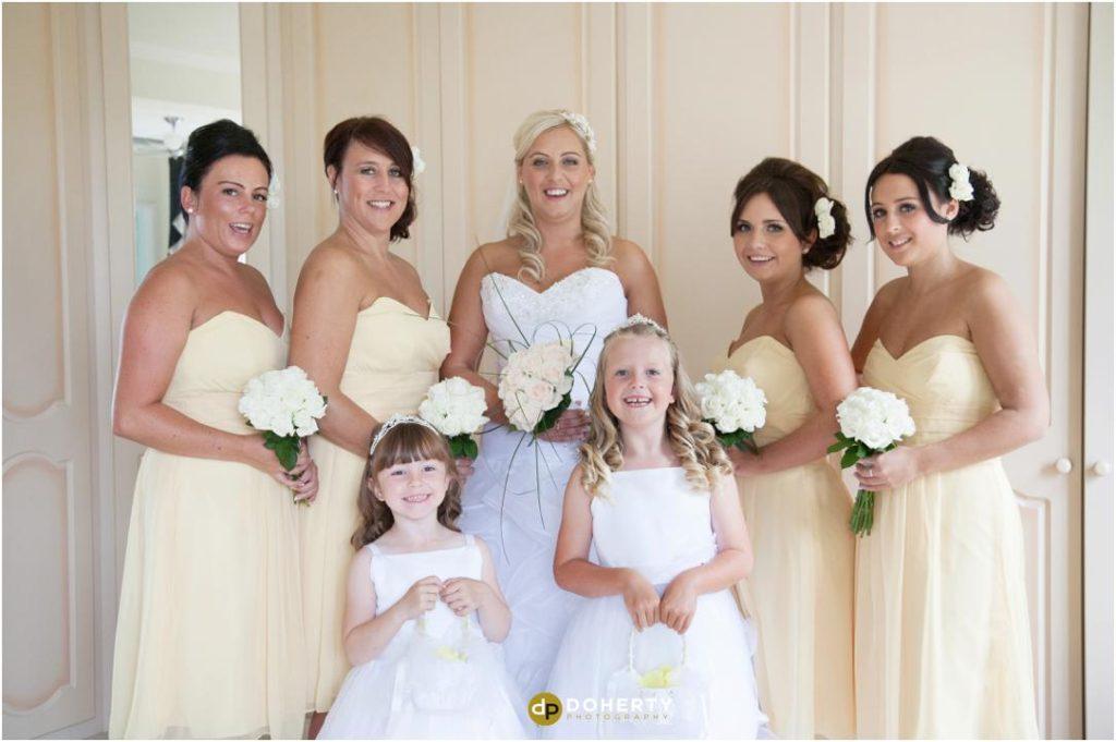 Wedding Bridesmaids - Marriott Forest of Arden
