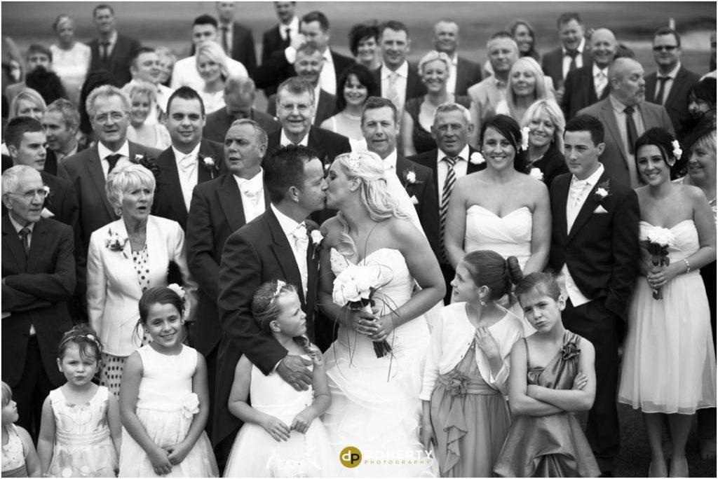 Wedding Kiss Photography - Marriott Forest of Arden
