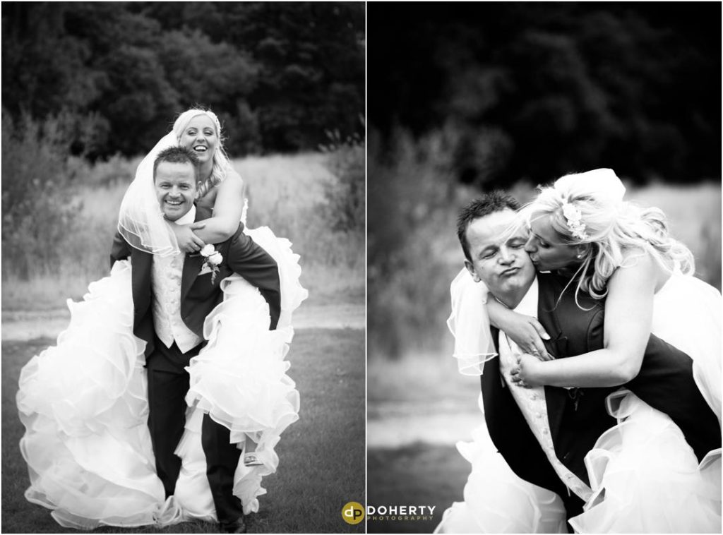 Wedding Photography Couple - Marriott Forest of Arden