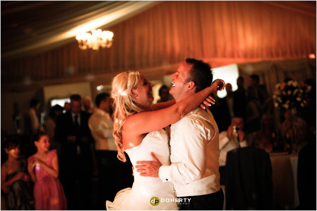 Wedding First Dance Photography - Marriott Forest of Arden