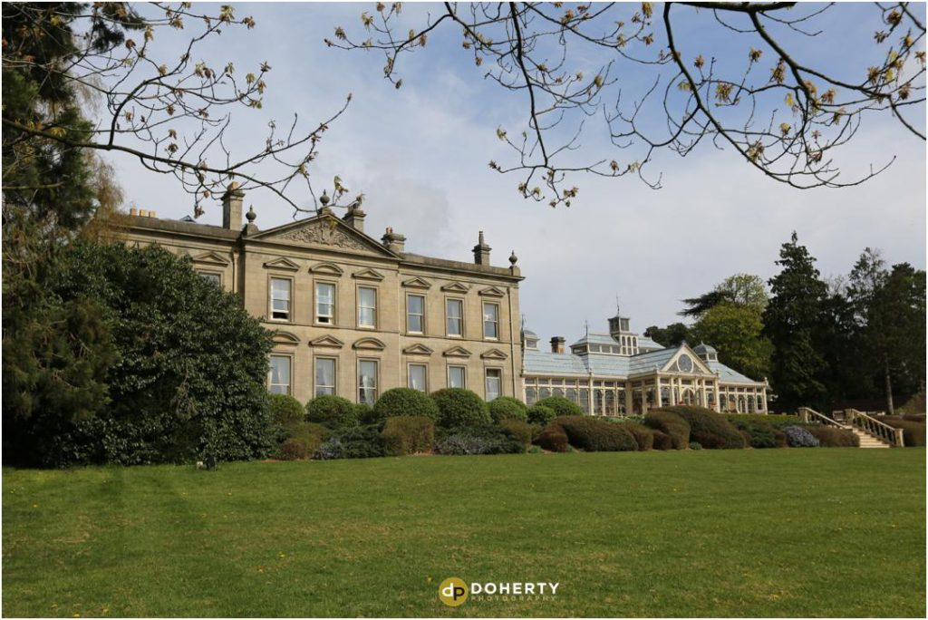 Kilworth House wedding venue