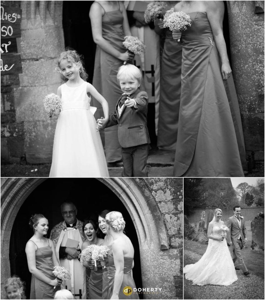 Wedding Photography - Kilworth House