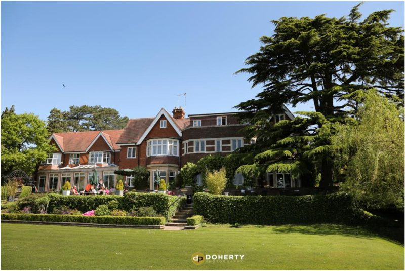 Nuthurst Grange Wedding Venue