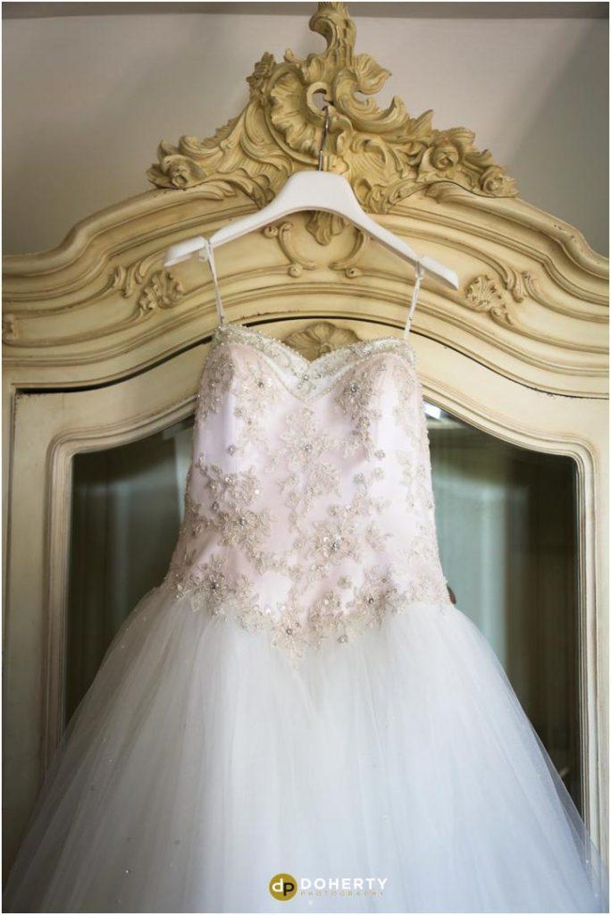 Nuthurst Grange Wedding Dress