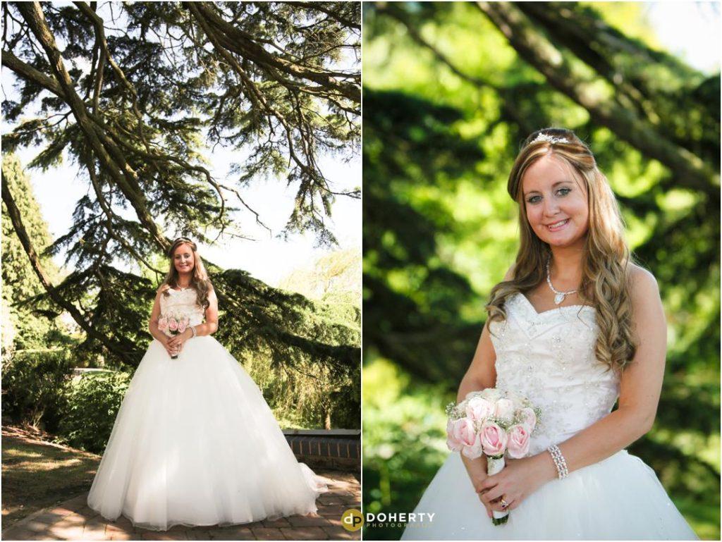 Nuthurst Grange Wedding Bride