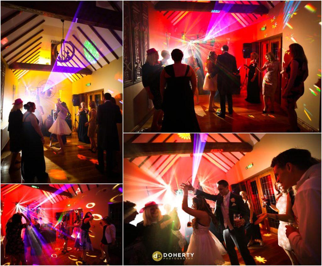 Nuthurst Grange Wedding Party