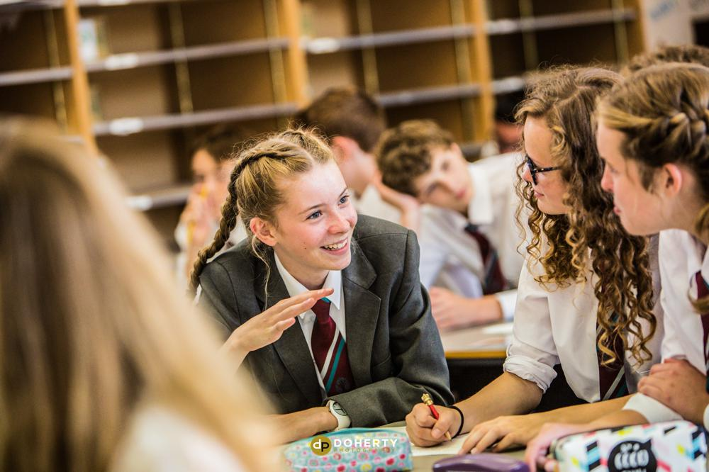 School Prospectus Photography - Leicestershire