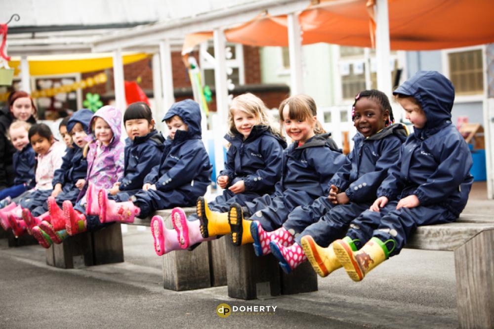 Nursery Prospectus Photography - Coventry