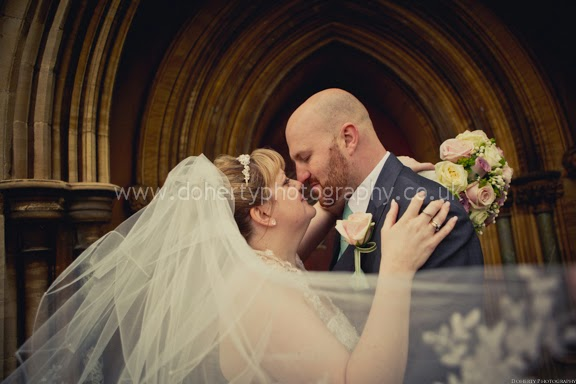 St Marie's Church - Rugby Wedding Photography