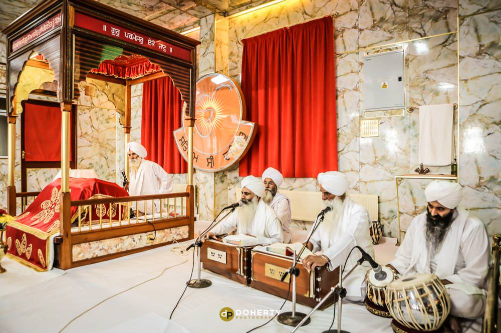 Sikh Wedding Photography – Coventry