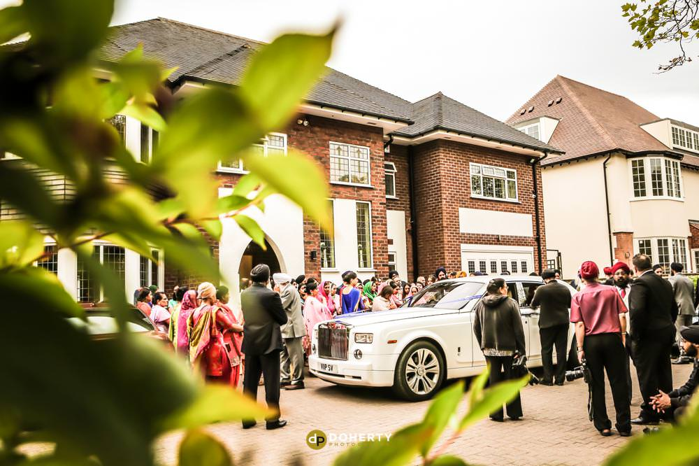 Sikh Wedding Photography - Coventry