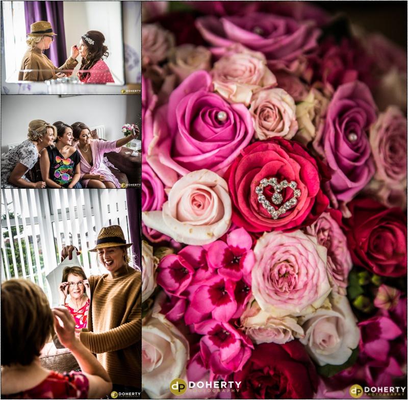 Wedding Flowers - Dunchurch Park