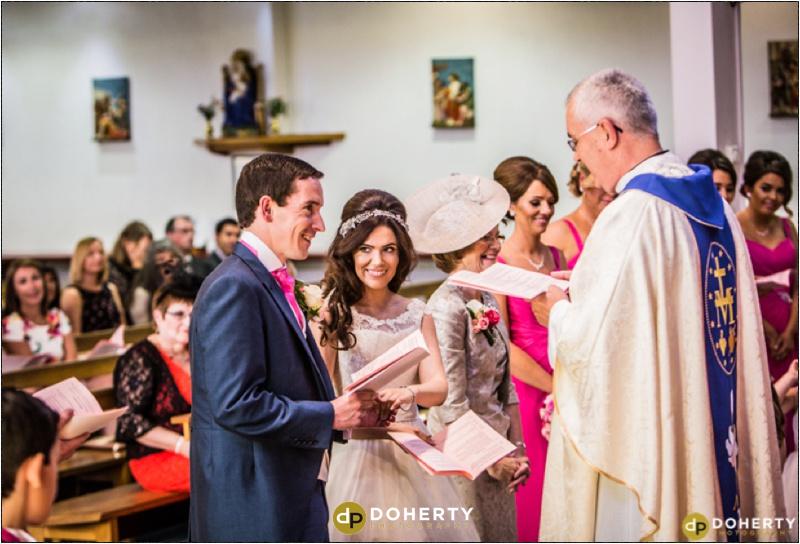 Church Wedding at CTK