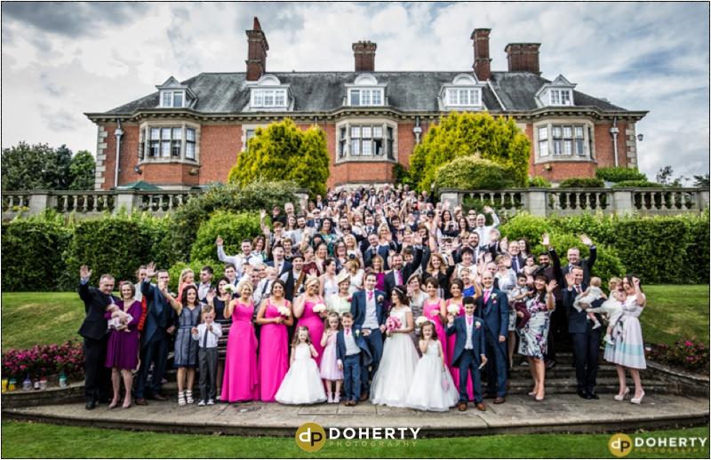Wedding Photography - Dunchurch Park
