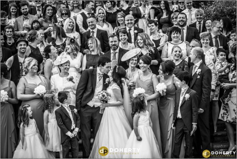 Wedding Kiss- Dunchurch Park