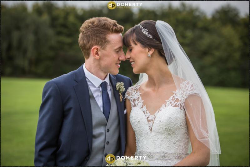 Wedding Photography - Stratford Park Hotel