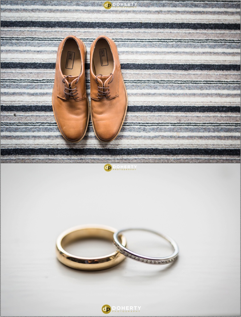 Ashton Lodge - Wedding Rings