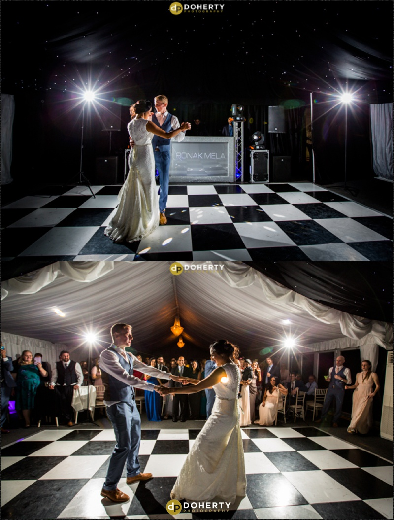 Ashton Lodge Wedding Portrait Photography