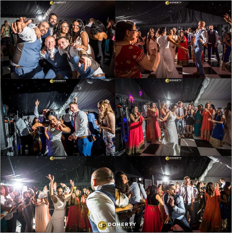 Ashton Lodge Wedding Party Photography