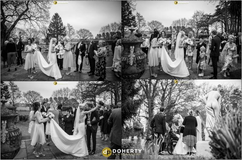 Moxhull Hall Wedding Party