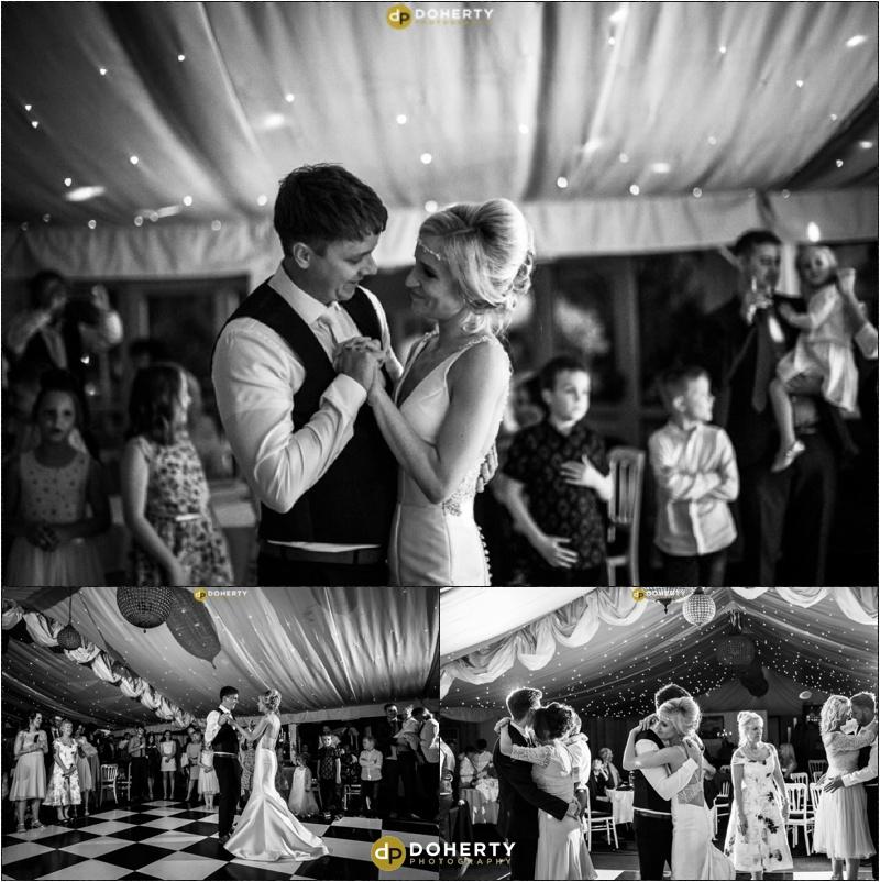 Moxhull Hall Wedding First Dance