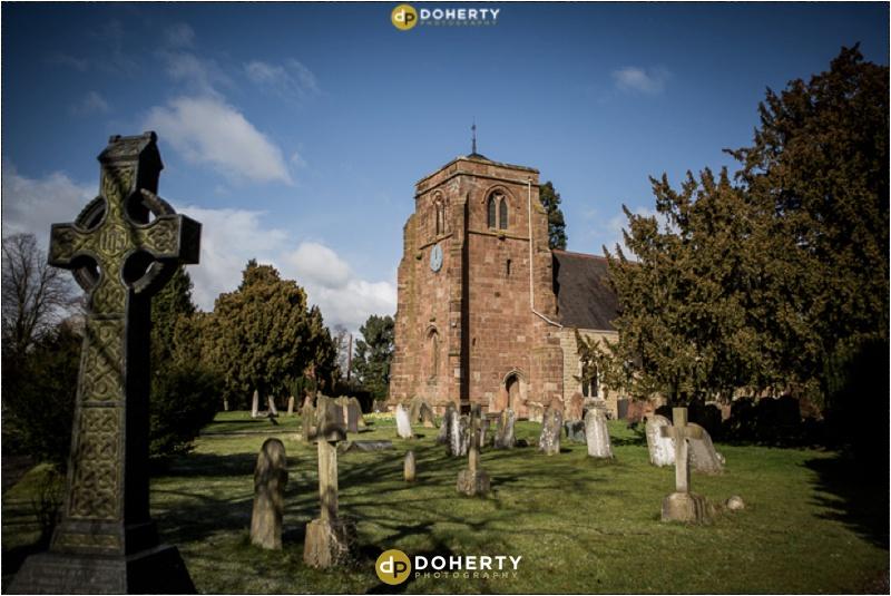 Church near Sutton Coldfield