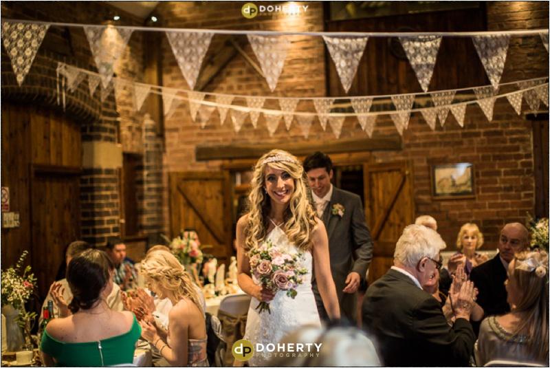 Wishaw Country Sports Wedding