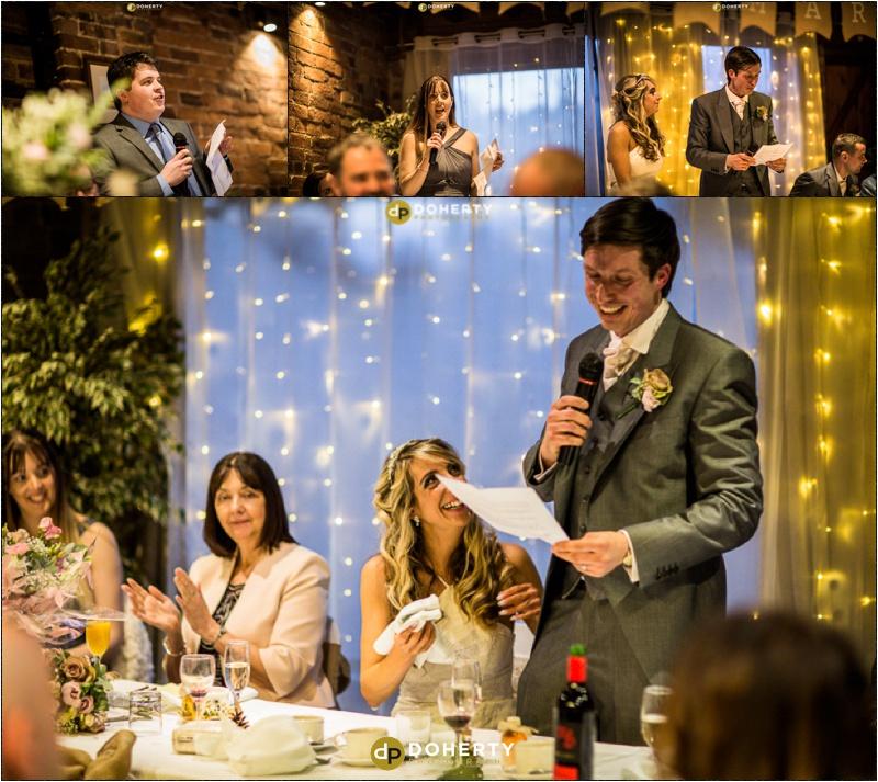 Wishaw Country Sports Wedding Speeches