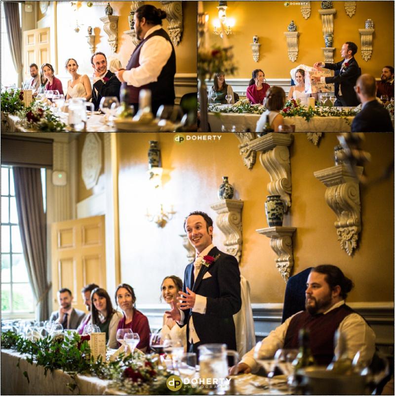 Coombe Abbey Wedding Speeches