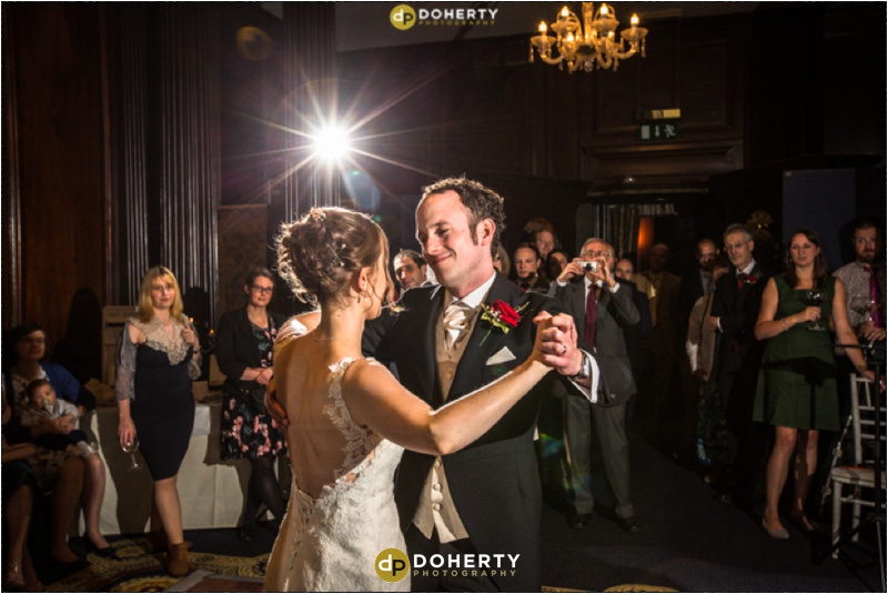 Coombe Abbey Wedding First Dance