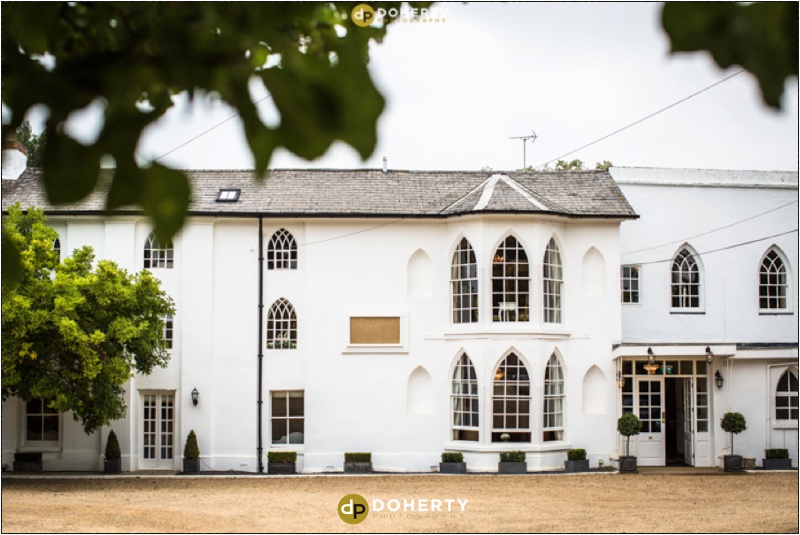 Warwickshire Wedding - Warwick House venue