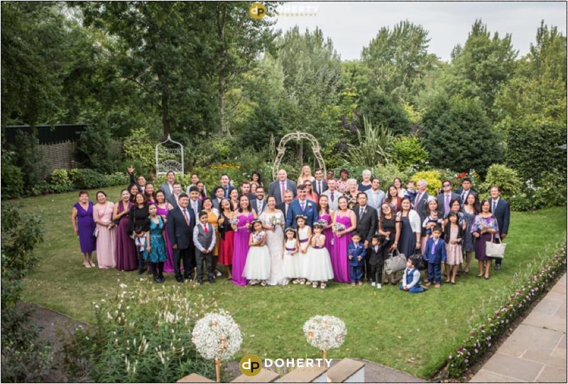 Warwickshire Wedding - Warwick House