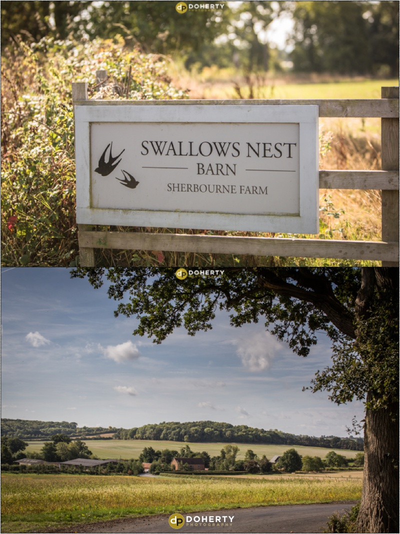 Swallows Nest Barn Countryside Venue