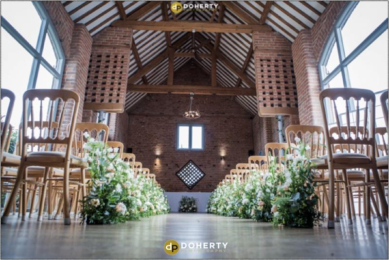 Swallows Nest Barn Wedding Venue