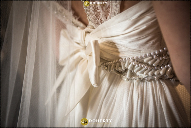Swallows Nest Barn Wedding Bride Preparations