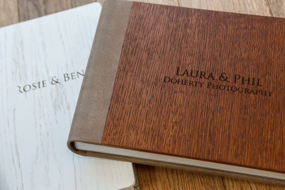 storybook wedding albums from Graphistudio