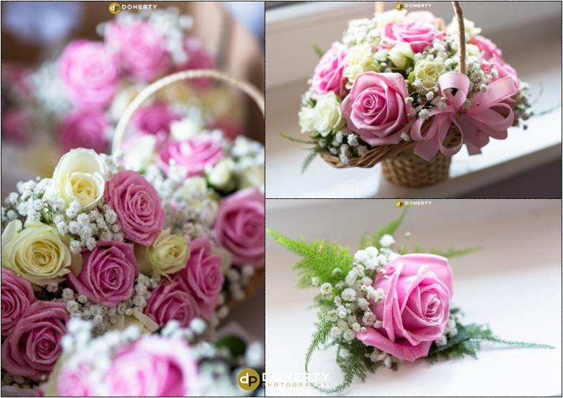 Wedding Photography Flowers - Shustoke Barn