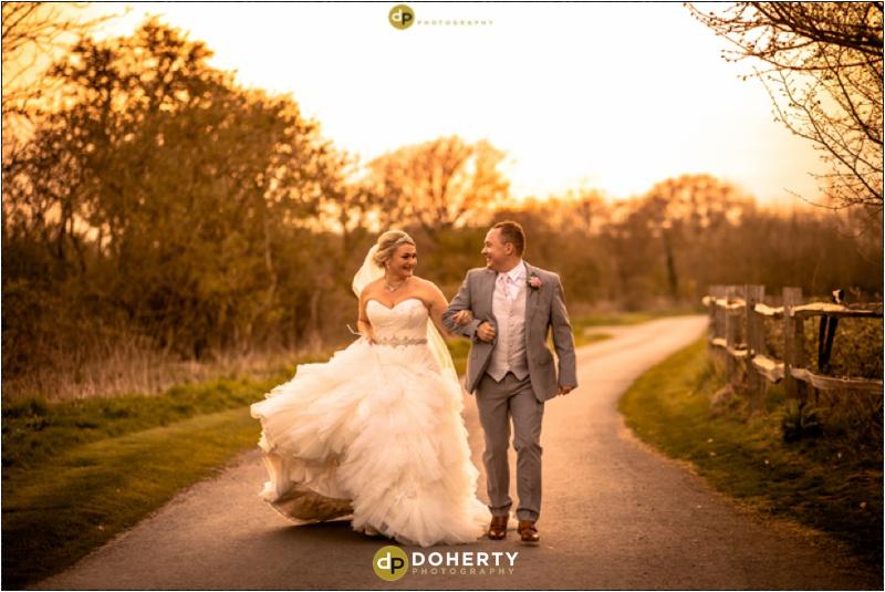 Wedding Photography - Shustoke Barn