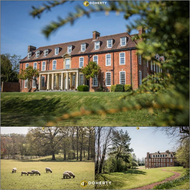 Catthorpe Manor Wedding Photographer