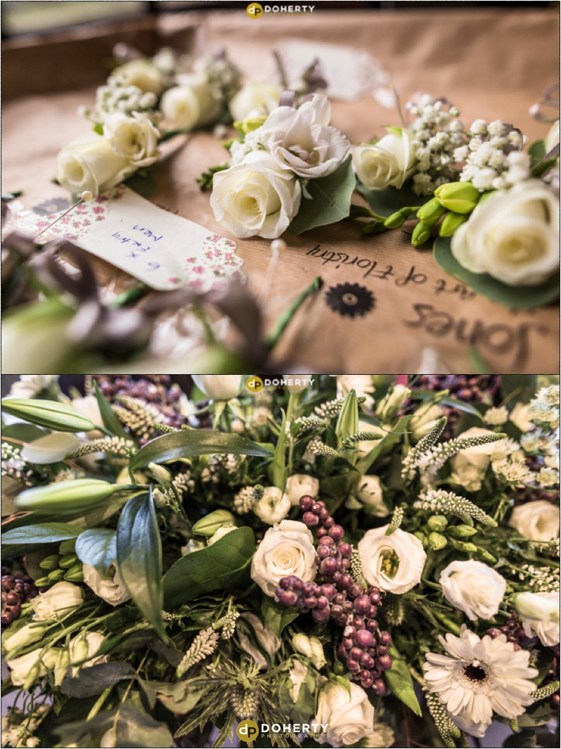 Coombe Abbey Same-Sex Wedding bouquet