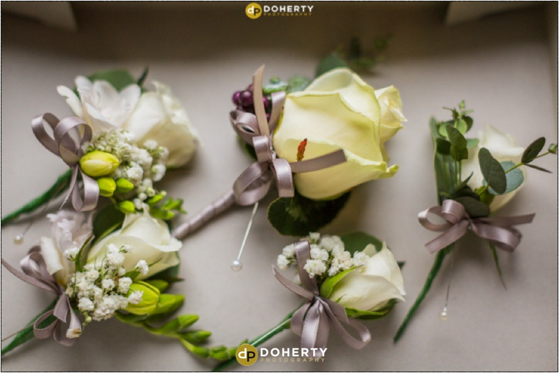 Coombe Abbey Same-Sex Wedding Flowers